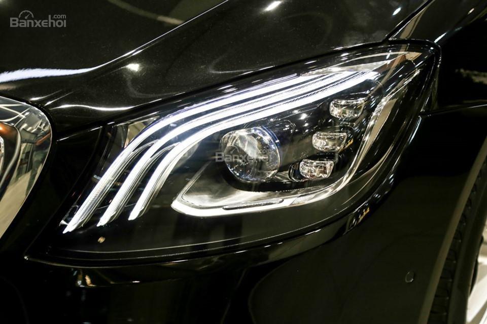 Đèn xe Mercedes-Benz S450 Luxury