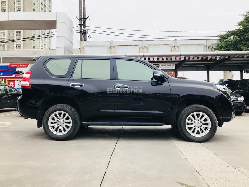 Bán xe Toyota Prado TXL 2.7L 2016 - Màu đen-1