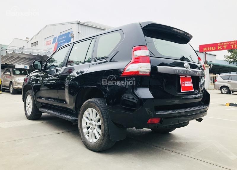 Bán xe Toyota Prado TXL 2.7L 2016 - Màu đen-2