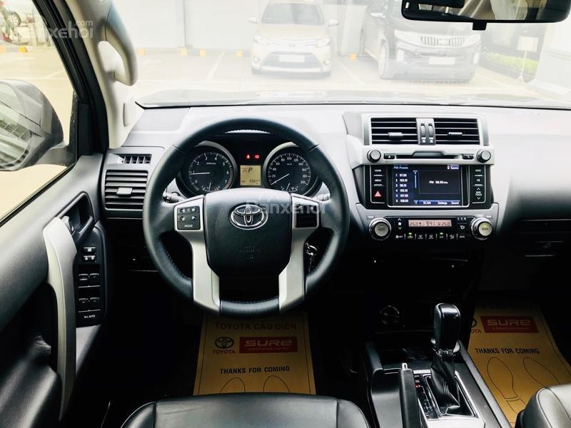 Bán xe Toyota Prado TXL 2.7L 2016 - Màu đen-3