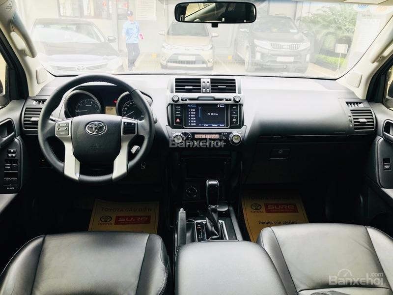 Bán xe Toyota Prado TXL 2.7L 2016 - Màu đen-6