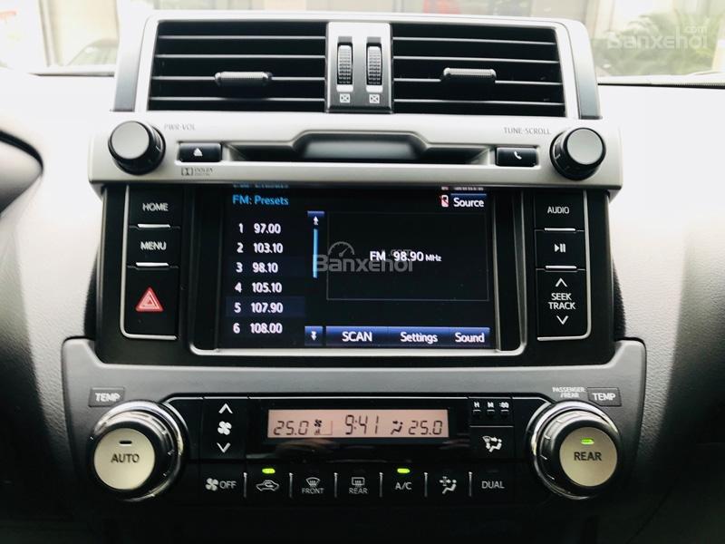 Bán xe Toyota Prado TXL 2.7L 2016 - Màu đen-7