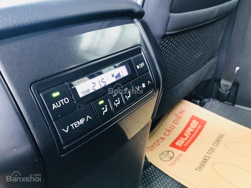 Bán xe Toyota Prado TXL 2.7L 2016 - Màu đen-8