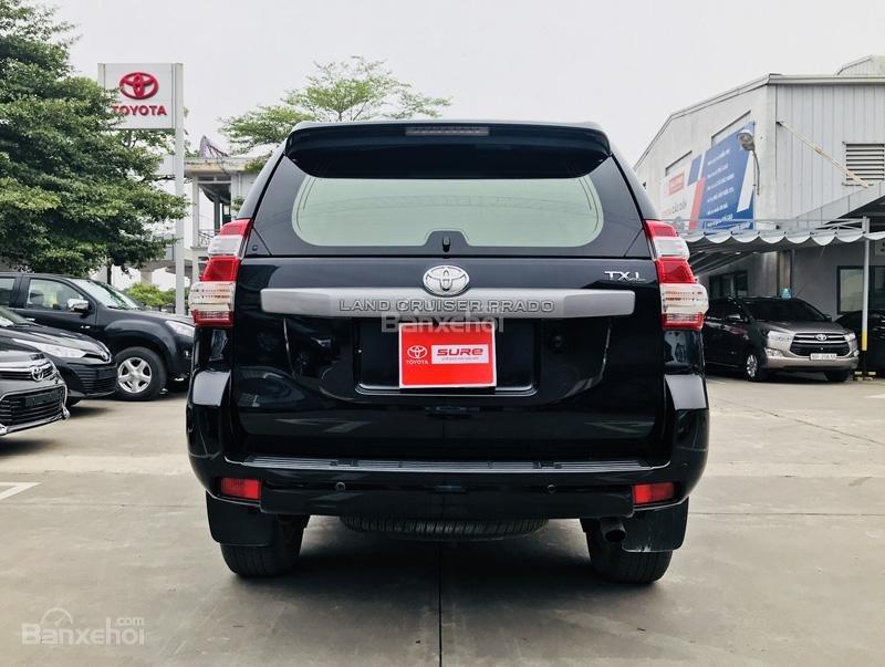 Bán xe Toyota Prado TXL 2.7L 2016 - Màu đen-11