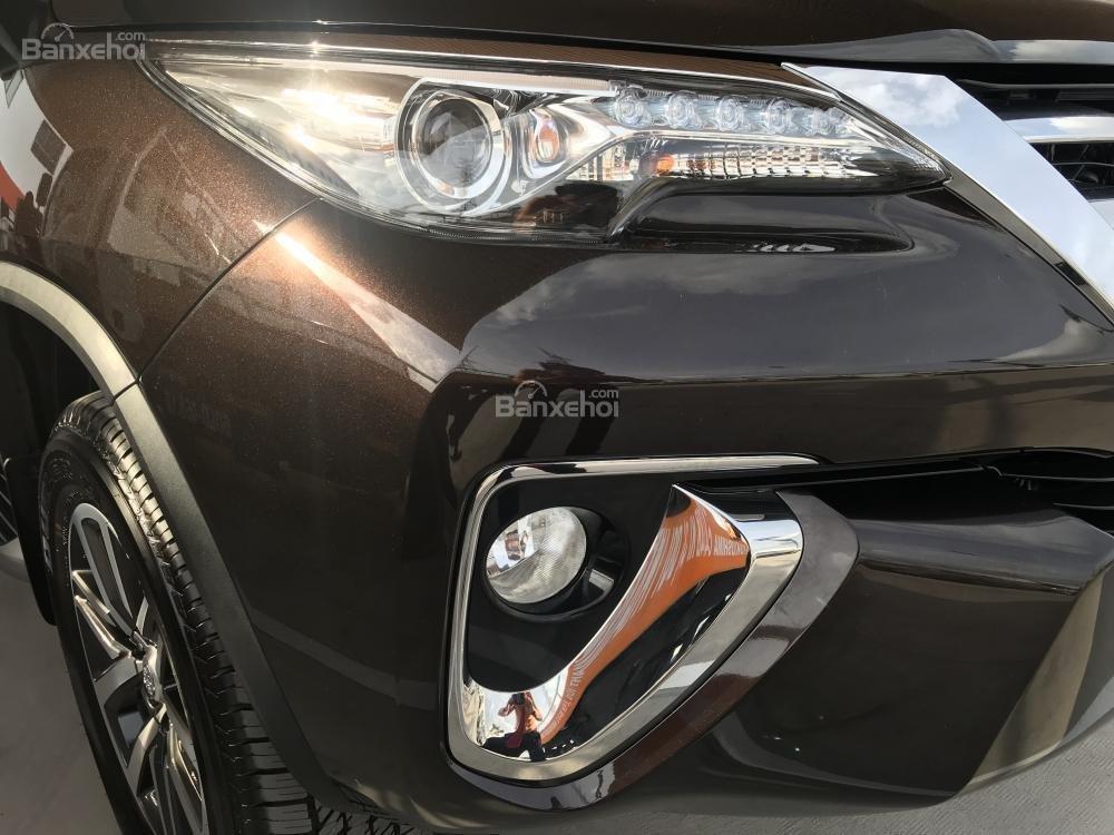 Bán Fortuner 2018 2.7AT máy xăng, đủ màu giao ngay hỗ trợ 85% giá trị xe tại Toyota An Thành Fukushima-7