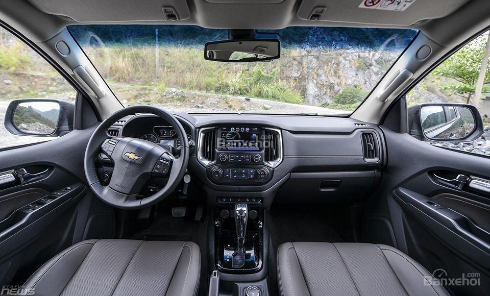 Bán Trailblazer 7 chỗ nhập khẩu gia xe trước tết, vay 95% trị giá xe, hỗ trợ tốt nhất - Liên hệ: 0902.889.122-4