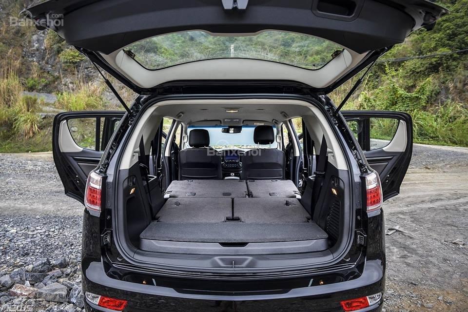 Bán Trailblazer 7 chỗ nhập khẩu gia xe trước tết, vay 95% trị giá xe, hỗ trợ tốt nhất - Liên hệ: 0902.889.122-5