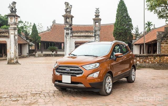 Bán Ford Ecosport 2018, trả góp với 150tr lấy xe ngay, lãi suất thấp, km tặng phụ kiện, giảm giá chương trình, lh: 0931.252.839-1