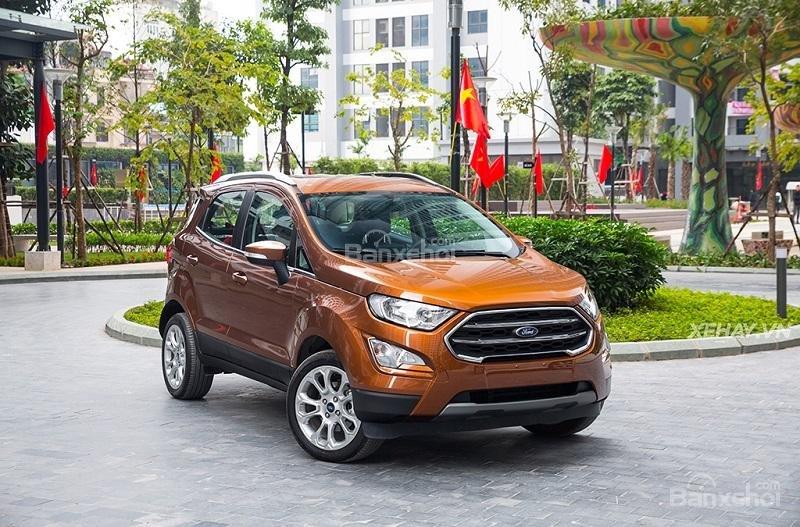 Bán Ford Ecosport 2018, trả góp với 150tr lấy xe ngay, lãi suất thấp, km tặng phụ kiện, giảm giá chương trình, lh: 0931.252.839-0