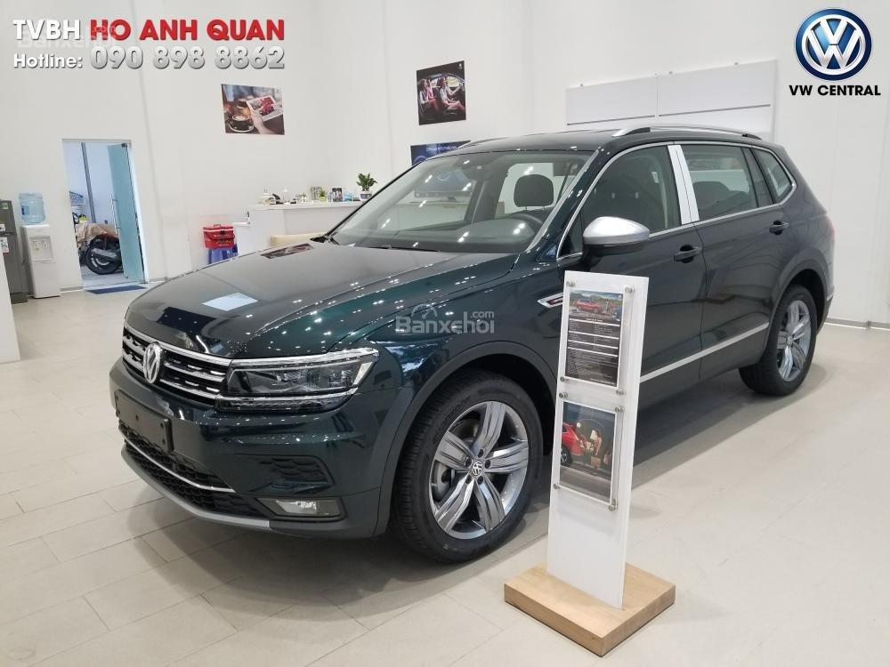 Tiguan Allspace Luxury xanh rêu 2020 - Sài Gòn |Mr. Anh Quân: 090.898.8862 (23)