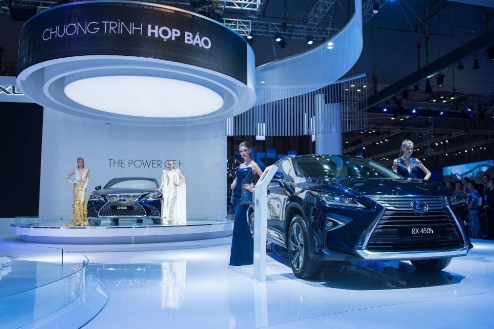 Những thông tin cần biết về Vietnam Motor Show 2018 trước giờ khai mạc - Ảnh 2.