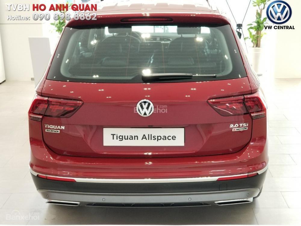 SUV 7 chỗ Tiguan Allspace màu đỏ ruby giao ngay - Xem và lái thử xe tại nhà, hotline: 090.898.8862 (Mr. Anh Quân) (2)