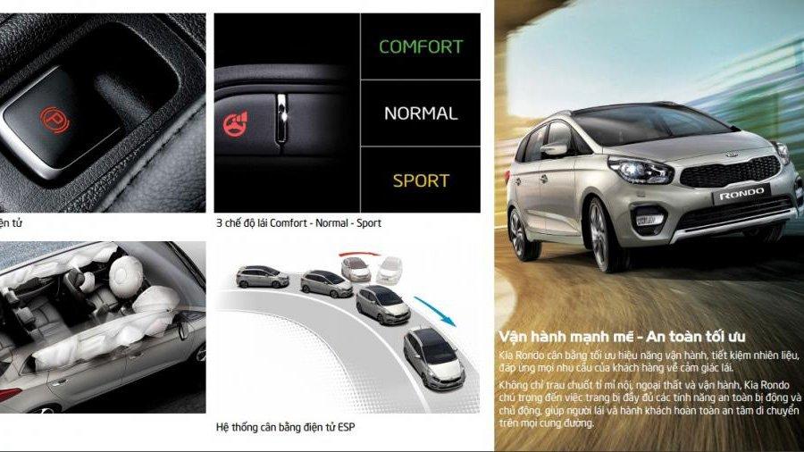Mua xe gia đình 7 chỗ, nên chọn Toyota Innova 2018 hay Kia Rondo 2018? 11.