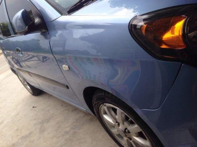 Bán ô tô Kia Morning MT 2007, màu xanh lam, giá tốt (2)