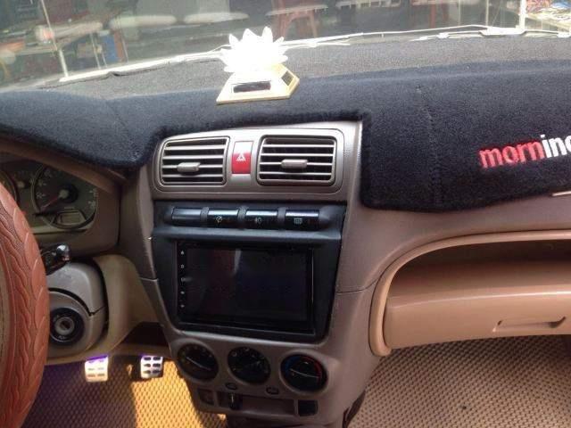 Bán ô tô Kia Morning MT 2007, màu xanh lam, giá tốt (4)