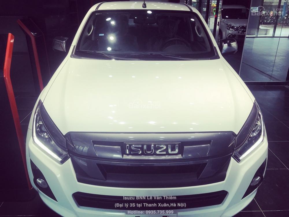Bán Isuzu D-Max 1.9 ưu đãi tới 100 triệu tại Hà Nội, giá chỉ từ 5xx triệu đồng, nhập khẩu Thái Lan-0
