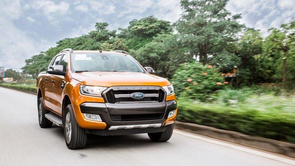 So sánh xe Chevrolet Colorado 2019 và Ford Ranger 2019 3
