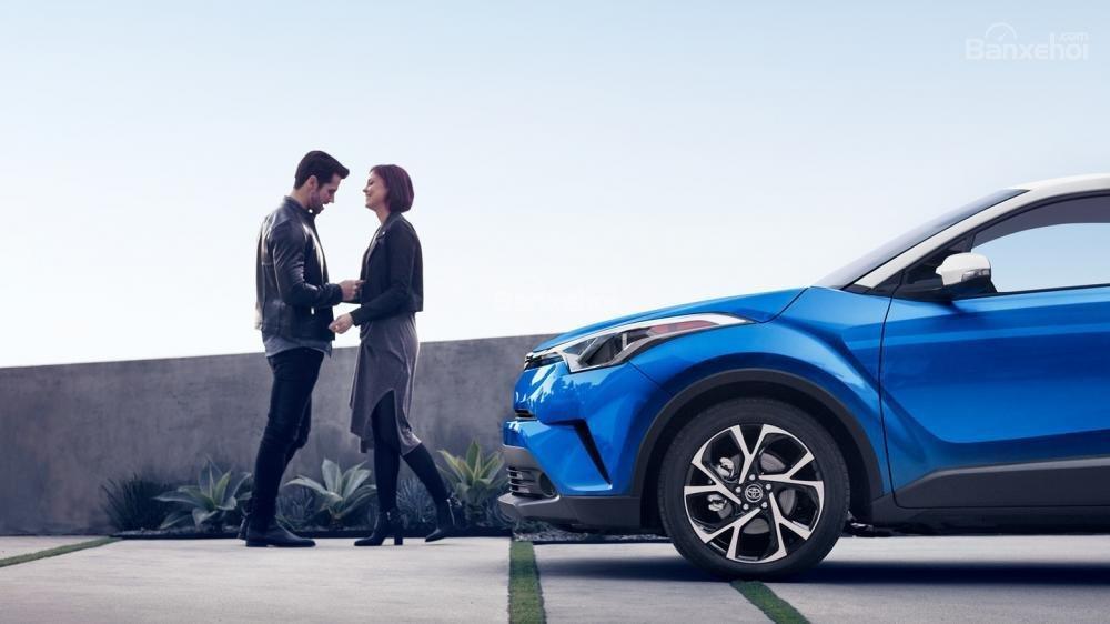 Liệu Toyota C-HR có về Việt Nam đấu Ford Ecosport và Hyundai Kona? 2a