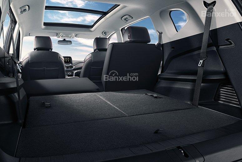Đánh giá xe Chevrolet Orlando 2019: Hàng ghế 2+3 gập phẳng...