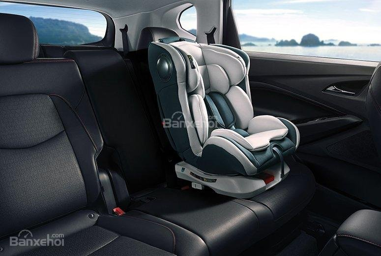 Đánh giá xe Chevrolet Orlando 2019: Không gian hàng ghế sau ...