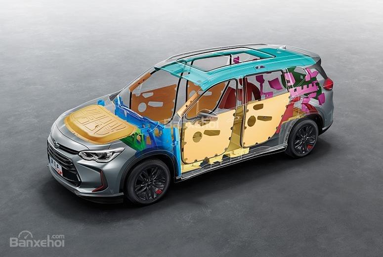Đánh giá xe Chevrolet Orlando 2019 về an toàn a2