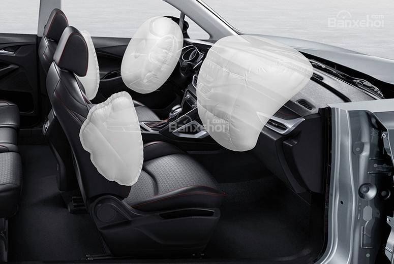 Đánh giá xe Chevrolet Orlando 2019 về an toàn a3