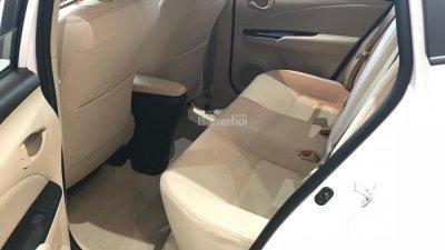 Vios 1.5E trả trước từ 120tr, KM phụ kiện chính hãng, hỗ trợ trả góp lãi suất thấp tại Toyota Mỹ Đình-6
