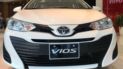 Vios 1.5E trả trước từ 120tr, KM phụ kiện chính hãng, hỗ trợ trả góp lãi suất thấp tại Toyota Mỹ Đình-1