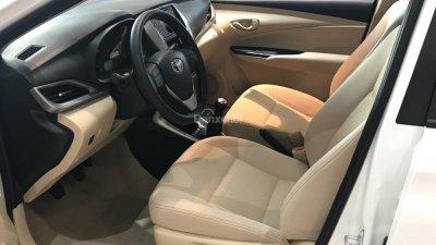 Vios 1.5E trả trước từ 120tr, KM phụ kiện chính hãng, hỗ trợ trả góp lãi suất thấp tại Toyota Mỹ Đình-5
