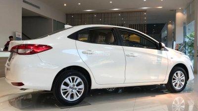 Vios 1.5E trả trước từ 120tr, KM phụ kiện chính hãng, hỗ trợ trả góp lãi suất thấp tại Toyota Mỹ Đình-2