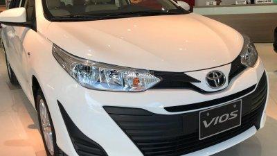 Vios 1.5E trả trước từ 120tr, KM phụ kiện chính hãng, hỗ trợ trả góp lãi suất thấp tại Toyota Mỹ Đình-4