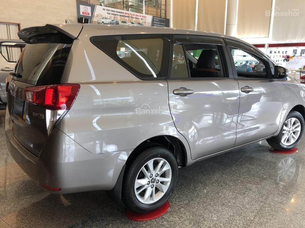 Toyota Tân Cảng- Bán Innova 2.0E 2019- Hỗ trợ trả góp với nhiều ưu đãi hấp dẫn mừng Tết Kỷ Hợi 2019- LH 0901923399-3