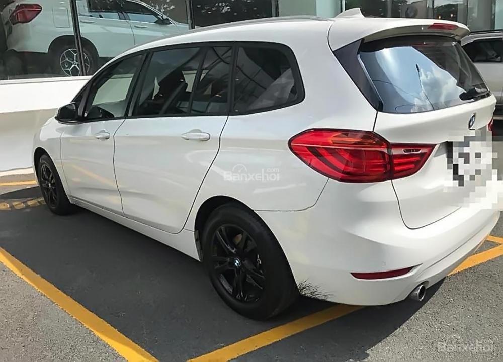 Bán xe BMW 2 Series 218i GT năm sản xuất 2016, màu trắng, nhập khẩu nguyên chiếc chính chủ-0