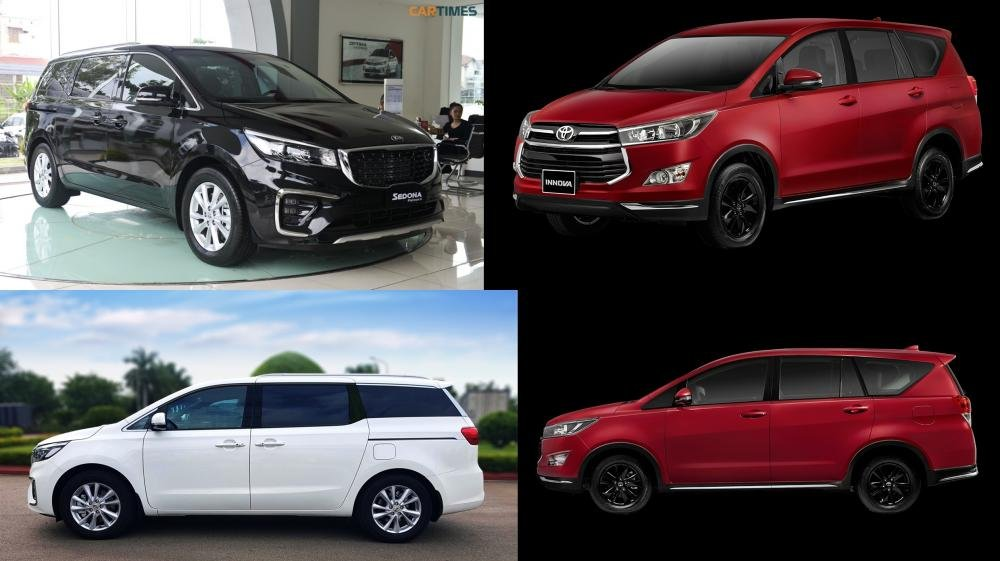 Xe đa dụng 7 chỗ, chọn Toyota Innova 2018 hay Kia Sedona 2019 mới? 2.
