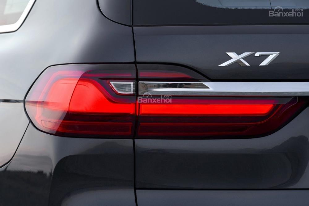 Ảnh chi tiết ngoại thất BMW X7 2018 a7