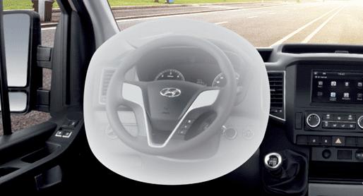 Đánh giá xe Hyundai Solati 2019 về hệ thống tiện nghi a6