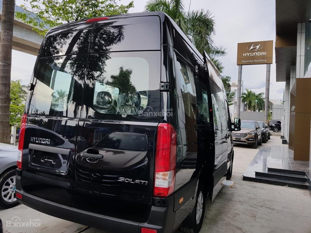 Đánh giá xe Hyundai Solati 2019 về động cơ a6