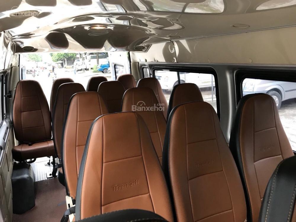 Bán Ford Transit 2015, xe chạy du lịch từ mới, sơn zin cả xe, lốp mới cả dàn-12