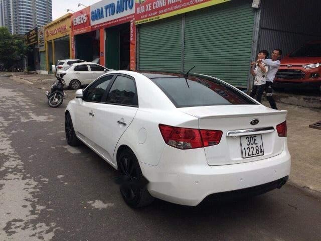 Bán xe Kia Forte S năm 2013, màu trắng số tự động (4)