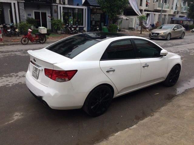 Bán xe Kia Forte S năm 2013, màu trắng số tự động (3)