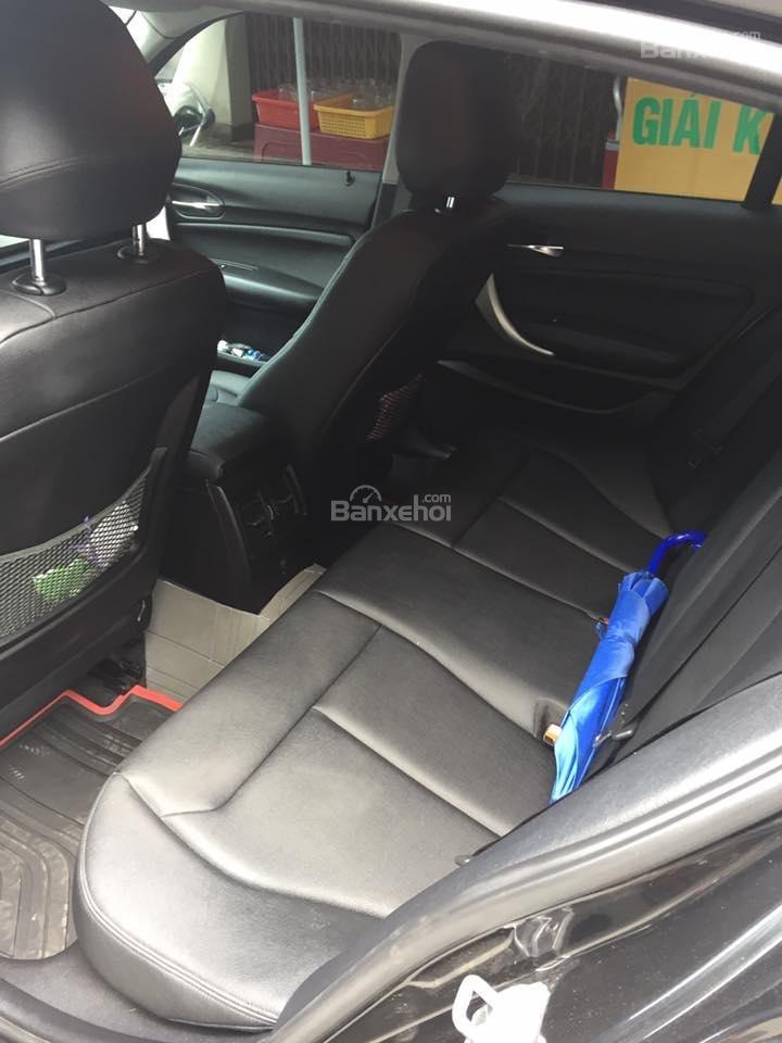 Bán em BMW 116i đời 2013 màu đen, số tự động, 8 cấp-5