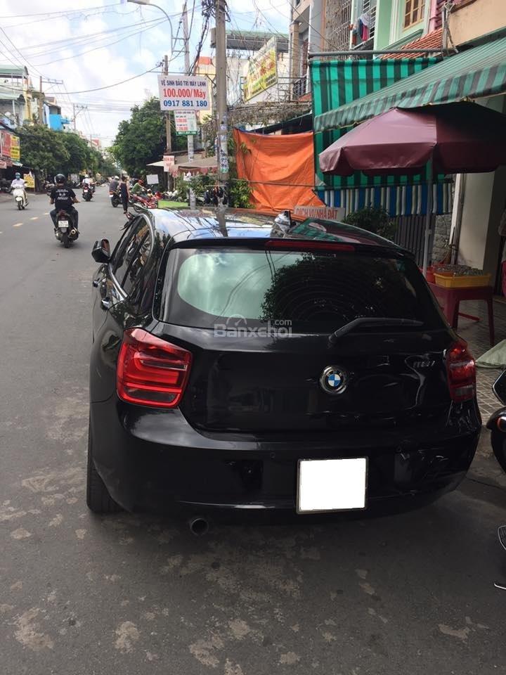 Bán em BMW 116i đời 2013 màu đen, số tự động, 8 cấp-2