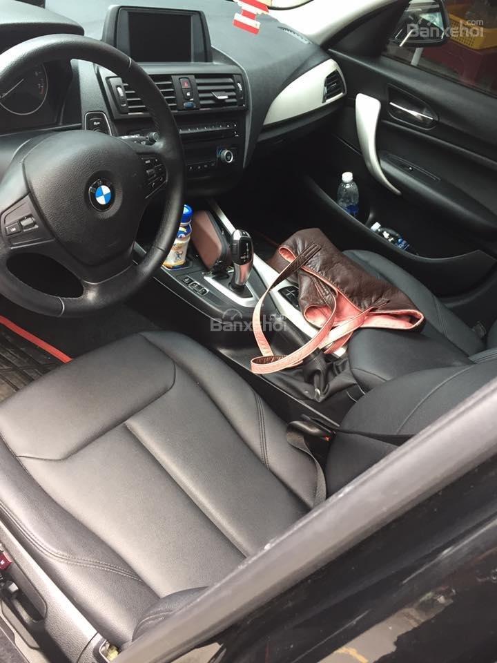 Bán em BMW 116i đời 2013 màu đen, số tự động, 8 cấp-3