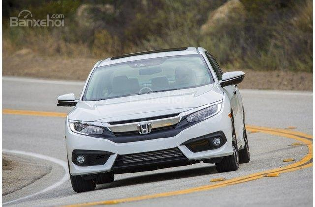 Honda Civic 2018.