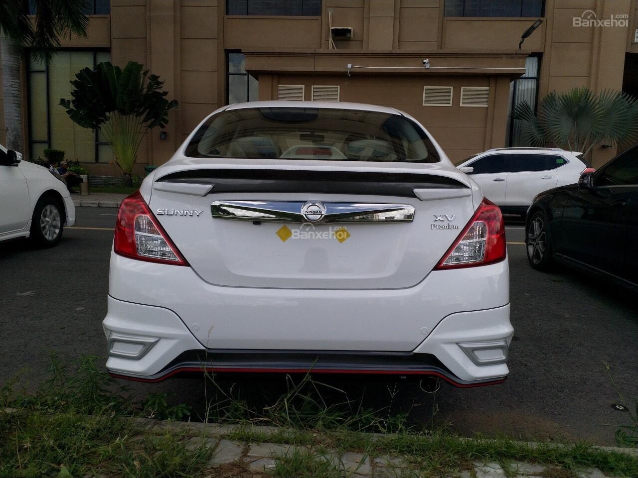 Bán Nissan Sunny XV Premium Q-Series - Lột xác hoàn toàn mới-4