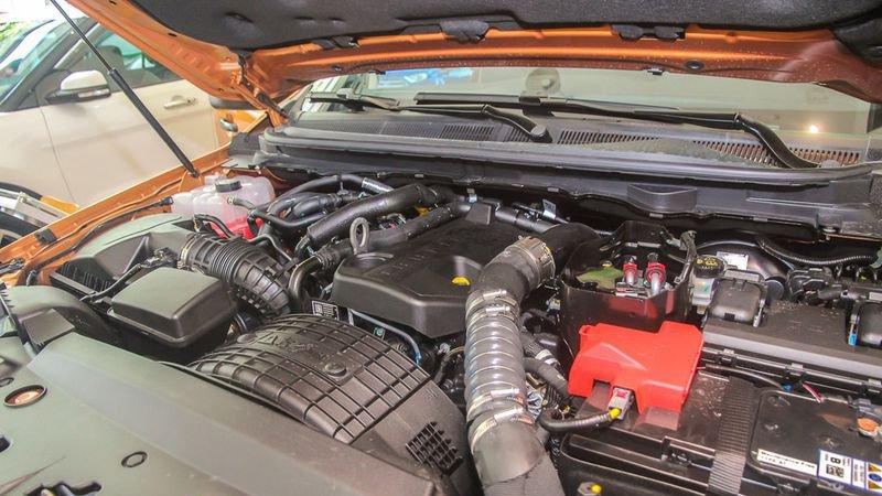 Ford Ranger có sức mạnh vượt trội hơn Chevrolet Colorado khá nhiều 3