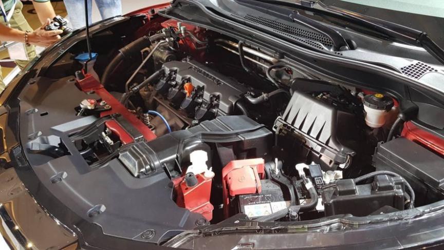 Mazda CX-5 có sức mạnh vượt xa so với Honda HR-V 3