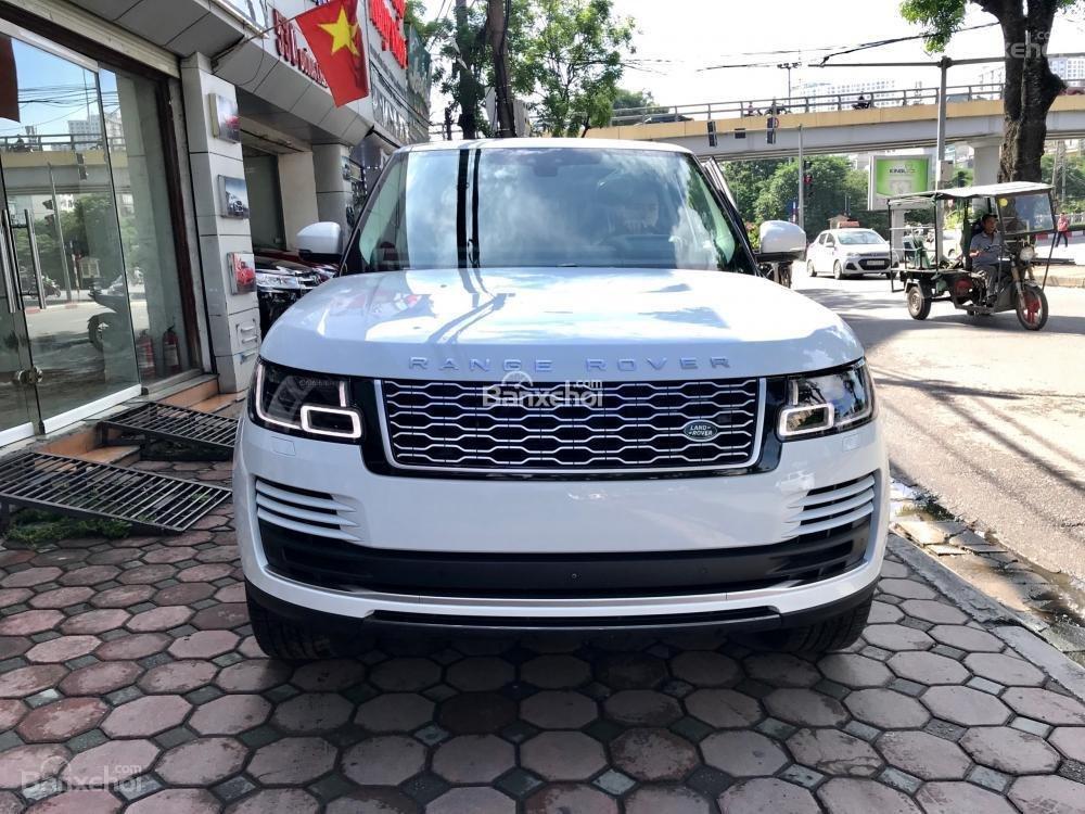 Bán ô tô LandRover Range Rover HSE đời 2019, màu trắng, nhập khẩu nguyên chiếc từ Mỹ. LH Ms Hương 0945.39.2468 (1)