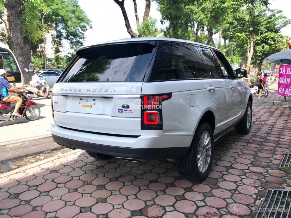 Bán ô tô LandRover Range Rover HSE đời 2019, màu trắng, nhập khẩu nguyên chiếc từ Mỹ. LH Ms Hương 0945.39.2468 (5)