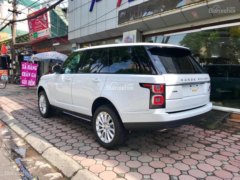Bán ô tô LandRover Range Rover HSE đời 2019, màu trắng, nhập khẩu nguyên chiếc từ Mỹ. LH Ms Hương 0945.39.2468 (6)